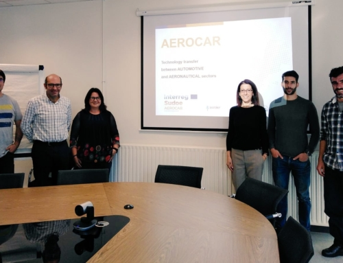 Fifth meeting of the AEROCAR project consortium
