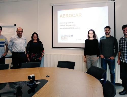 Quinta reunión del consorcio del proyecto AEROCAR