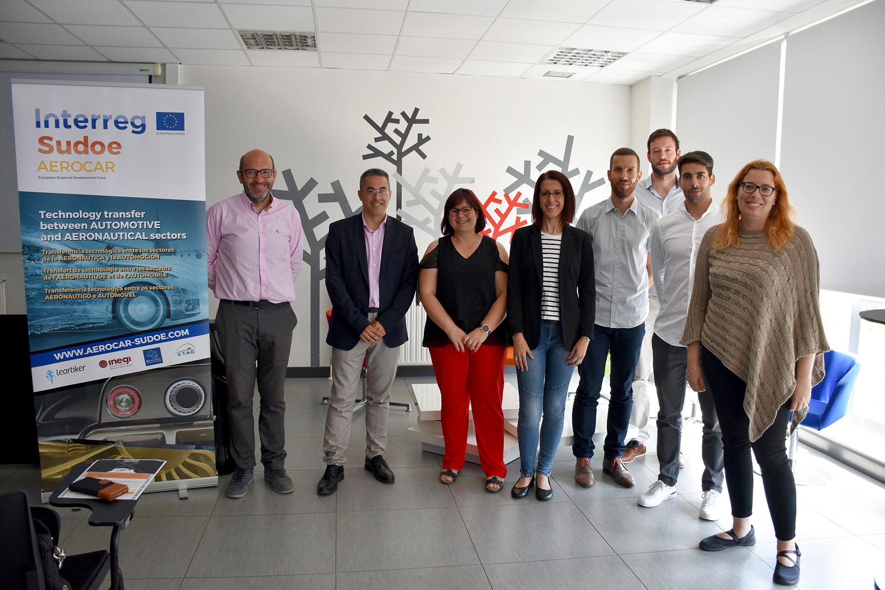 El proyecto AEROCAR presenta sus resultados